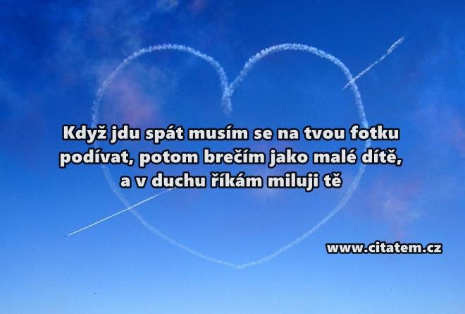 Krásná báseň o lásce