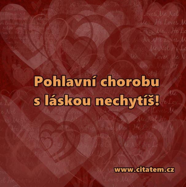 Pohlavní chorobu s láskou nechytíš!