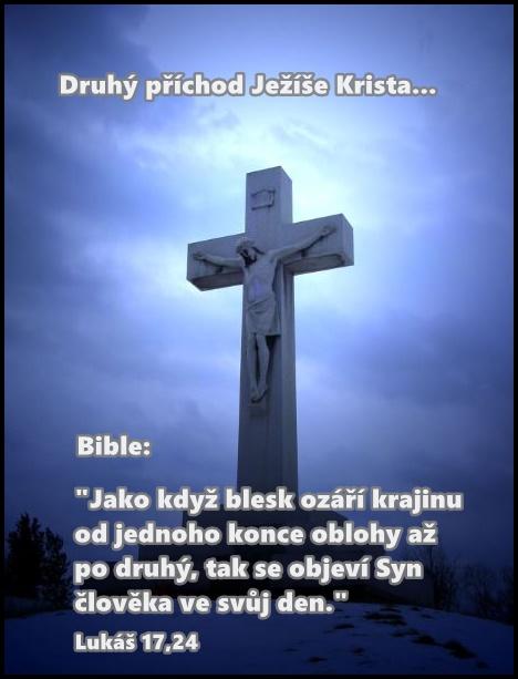 Druhý příchod Ježíše Krista