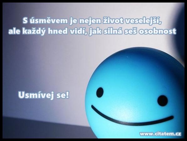 Usmívej se!