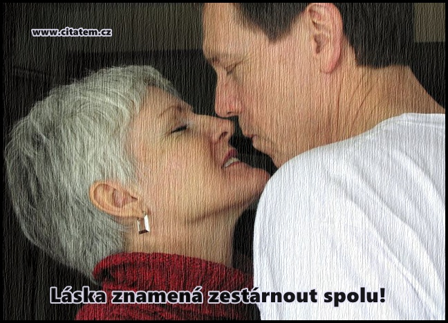 Láska znamená