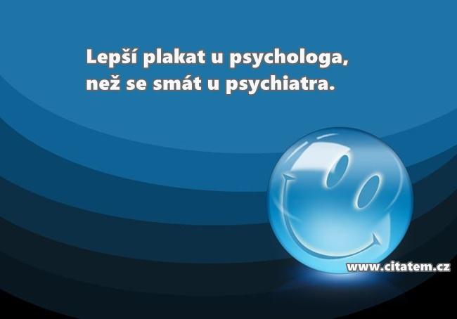 Lepší plakat u psychologa