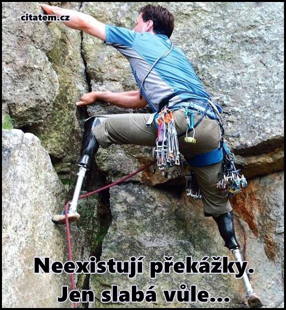 Neexistují překážky