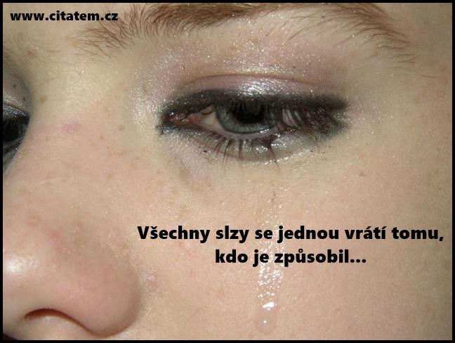 Všechny slzy