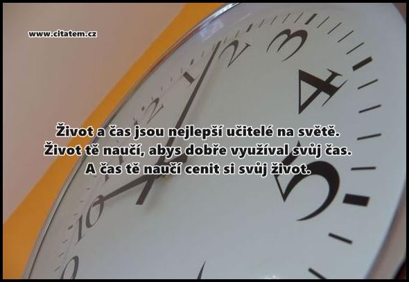 Život a čas