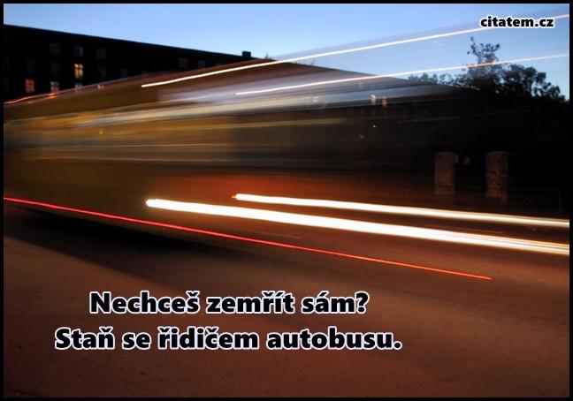 Staň se řidičem autobusu