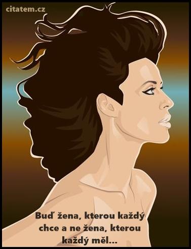 Buď žena