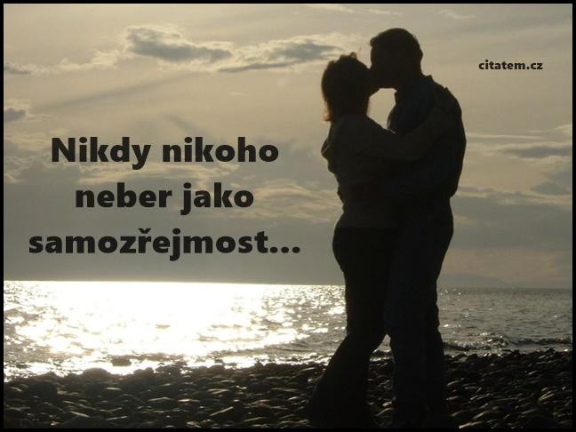 Nikdy nikoho